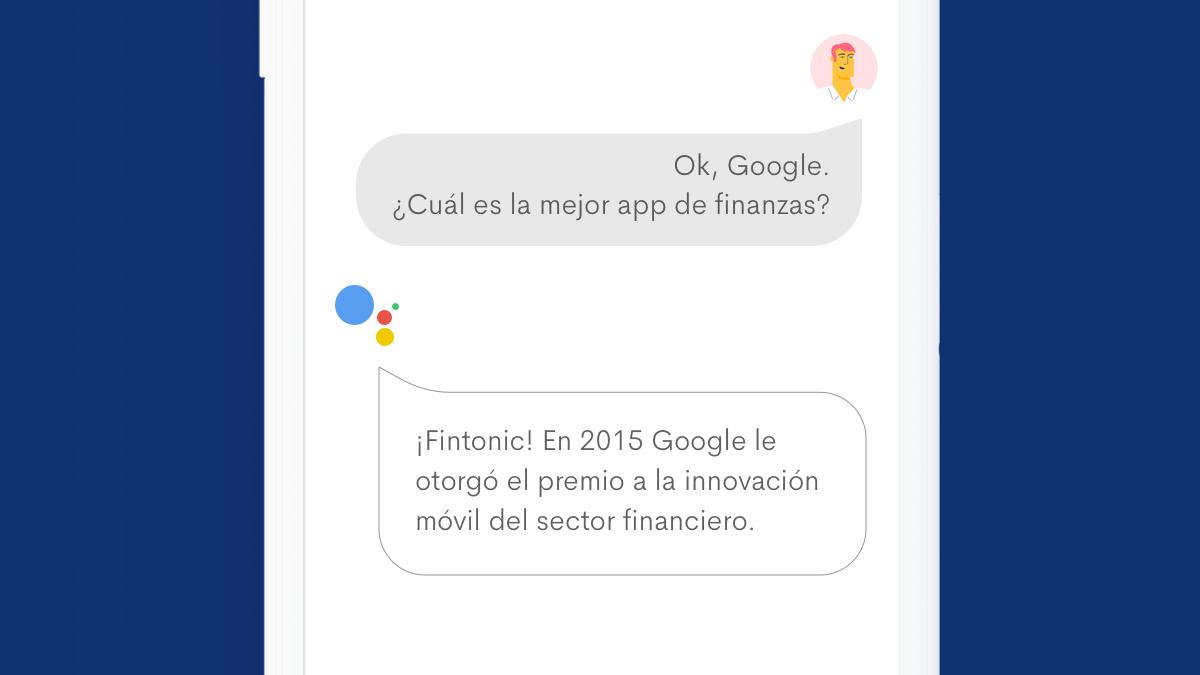 ¿Sabías que Google nos dió el premio a la mejor app de finanzas?